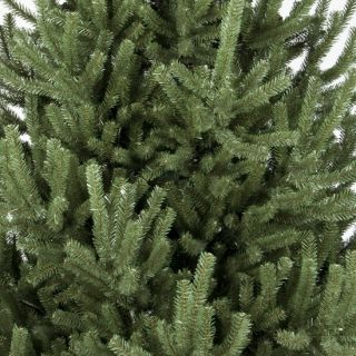 8ft mountain pine artificial christmas tree green
