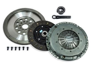 Gripforce Clutch Kit Race Flywheel VW Golf Jetta GTI Corrado Passat 2
