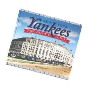 New York Yankee Baseball Team Hardcover Collector Book D
