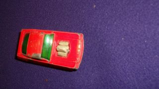 matchbox superfast 1970 wildcat dragster #8 lesney product made in