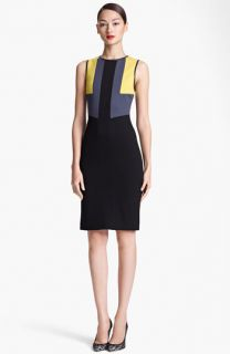 Jason Wu Colorblock Sheath Dress