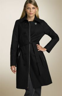 Kenneth Cole Reaction Convertible Trench Coat