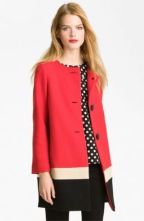 kate spade new york garby wool coat