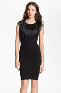Ted Baker London Embellished Sheath Dress