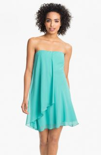 Suzi Chin for Maggy Boutique Silk Chiffon Dress