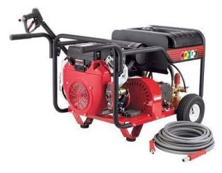 Belt Driven Commercial Pump Pressure Washer Cold Water 5 GPM 5 000 PSI
