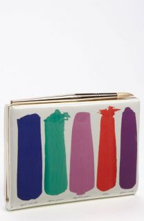 kate spade new york brushstroke clutch