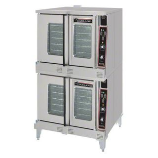 Garland MCO GD 20 Commercial Double Deck Convection Oven