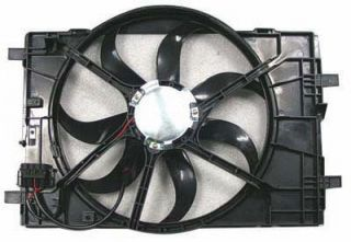 Fusion Mercury Milan 2 3L 3 0L Radiator Cooling Fan Assembly