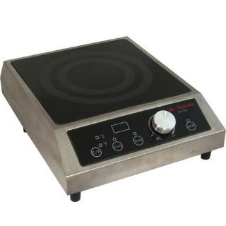 1800W Commercial Portable Countertop Induction Cooktop Range