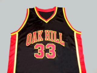KEVIN DURANT OAK HILL HIGH SCHOOL JERSEY BLACK NEW ANY SIZE DYQ