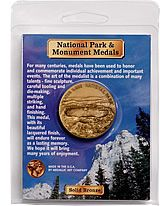 Crater Lake National Park Oregon Medallic Art Co Medal