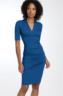 Nicole Miller Ruched Sheath Dress ( Exclusive)