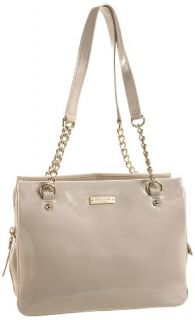 Kate Spade Cooper Square Zippered Darcy Satchel,Doe,one size