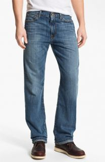 Lucky Brand 329 Classic Straight Leg Jeans (Light Gessner)