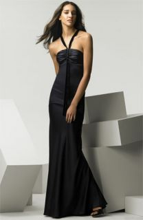 Roberto Cavalli Stretch Silk Gown