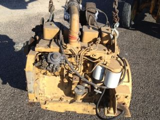 Cummins Diesel Engine BT4 Four Cylinder