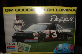 DALE EARNHARDT MODEL CAR LOT 4 SEALED MODELS NASCAR DALE SR FREE