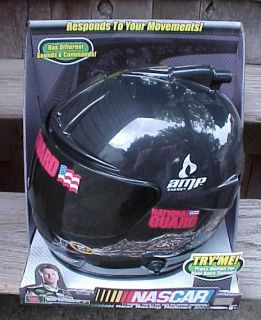 Nascar Dale Earnhardt Jr Full Size Toy Replica Racing Race Car Helmet