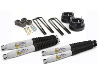 Daystar KC09123BK Suspension Lift Kit Combo   2 Inch Lift Kit