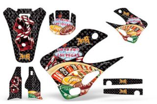 AMR Racing Decal Kit Kawasaki KX125 KX250 125 250 99 02