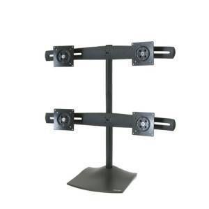 Ergotron DS100 Quad Monitor Desk Stand Stand for Quad flat panel