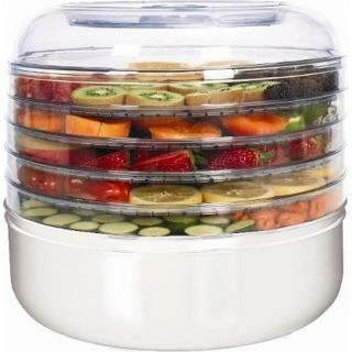 Tray Layered Electric Food Dehydrator, FD1005WHGEN Kitchen Countertop