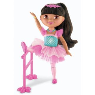 Fisher Price Dance Sparkle Dora Explorer Ballerina