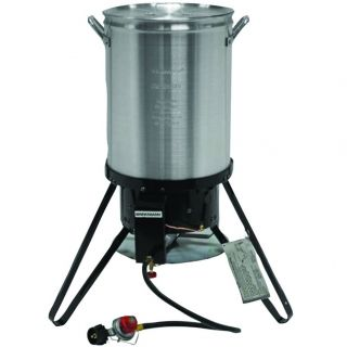 815 4001 s Outdoor Propane Turkey Fryer Kit Deep Cooker Pot