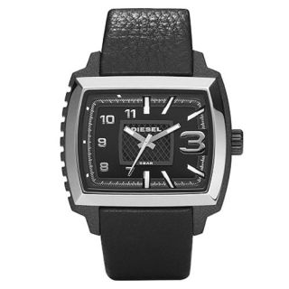 New Diesel Analog Black Dial Mens Wrist Watches DZ1365