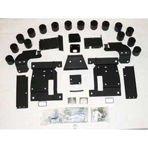PERFORMANCE ACCESSORIES 3 BODY LIFT KIT DODGE RAM 1500 06 08 2WD 4WD 4