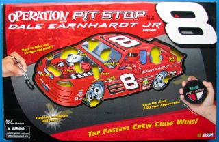 OPERATION PIT STOP Dale Earnhardt Jr. 2004 NIB Factory Sealed ON SALE