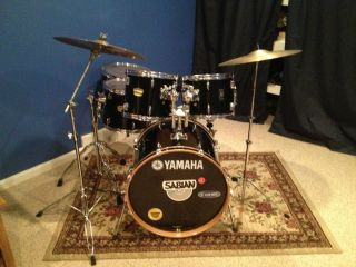 Yamaha yd 6 Piece Drum Kit