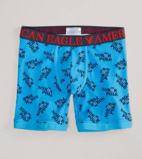 American Eagle Outfitters North Pole Athletic Trunk Mens Boxer Brief