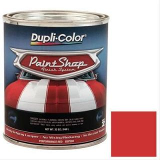 Dupli Color BSP203 Paint, Paint Shop Finish, Lacquer, Gloss
