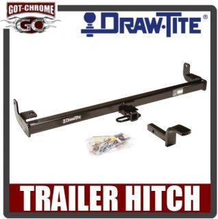 36238 Draw Tite Trailer Hitch Receiver Jeep Wrangler 1997 2006