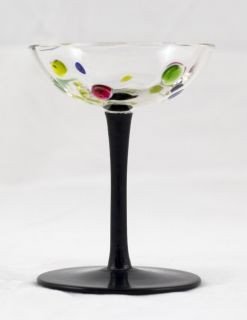 Cute Dotted Liqueur Glass Josef Hoffmann