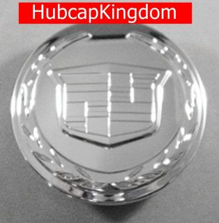 Cadillac Escalade ESV Ext Chrome Center Cap New