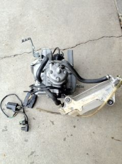 Honda 2003 cr85 cr85 Complete Motor SWEDTE cylinder bottom end engine