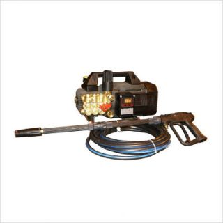 1450 PSI Cold Water Electric Hand Carry Pressure Washer 1500A