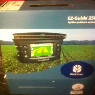 Trimble EZ Guide 250 GPS Lightbar Case IH