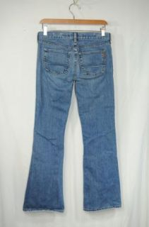Ezra Fitch Jeans Womens Size 27 Bootcut Abercrombie Medium Wash