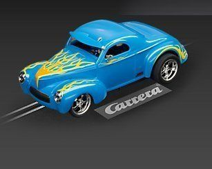 Carrera '41 Willys Coupe Hot Rod Digital 132 30603