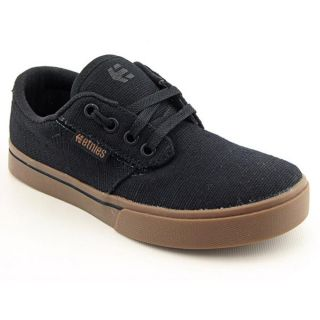 Etnies Kids Jameson 2 Eco Youth Kids Boys Size 1 Black Skate Shoes