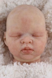 Soft Solid Silicone Baby Doll Kit Klaire by Emily Jameson