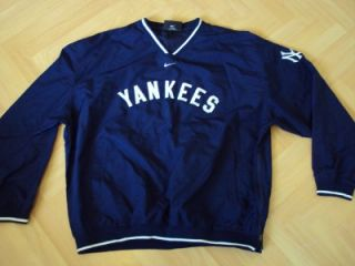 Nike New York Yankees Baseball Jacket Coat Adult XXL Size