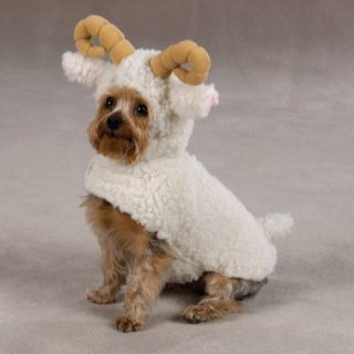 SALE Zack & Zoey Lil Sheep Halloween Dog Costume New ~XS or SMALL