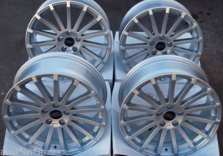 18 Alloy Wheels Winter Tyres Ford C s Max Focus 1 2 RS Mondeo Transit