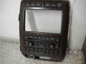 2010 ford f150 cd radio climate ac control panel oem