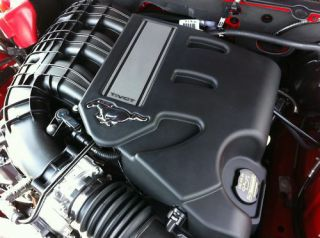 2011 2012 Ford Mustang V6 Performance Pack Engine Cover Super Sharp